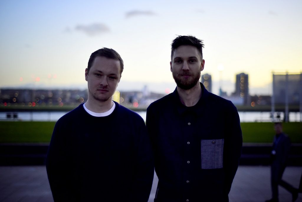 Ricky Burgess and Joe Prytherch from Boiler Room